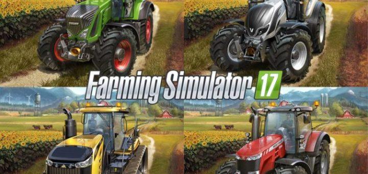 Скачать Farming Simulator 17 Platinum Edition v 1.5.3.1 + все DLC RePack от Hatab
