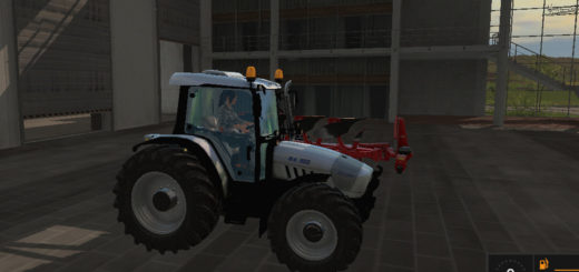 Мод трактор Lamborghini R4 110 ltalia v1.1 FS17
