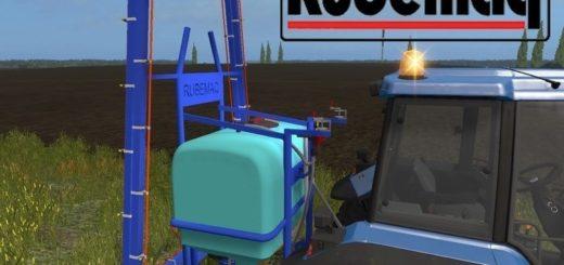 Мод опрыскиватель Rubemaq 400L v1.0 Farming Simulator 2017