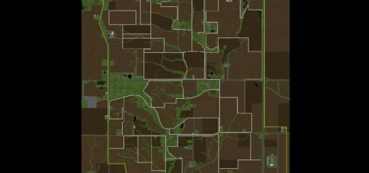 Мод карта TAZEWELL COUNTY, ILLINOIS V1.0 FS17