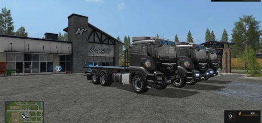 Мод ПАК грузовики ATC VEHICLE PACK V1.0.0.1 FS17