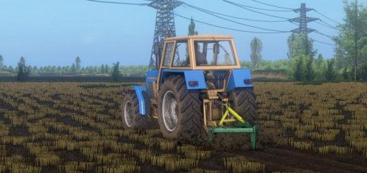 Мод плуг AGROMERKUR V1.0.0.0 Farming Simulator 2017
