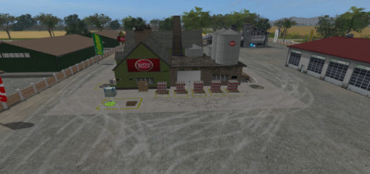 Мод BRAUEREI SUPER BOCK NEW VERSION 1.1 FS17