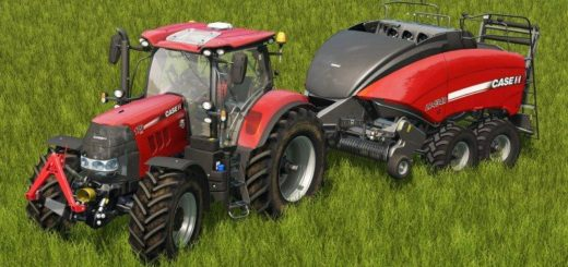 Мод ПАК тюкопрессы CASE IH BALER PACK V1.0 Farming Simulator 17