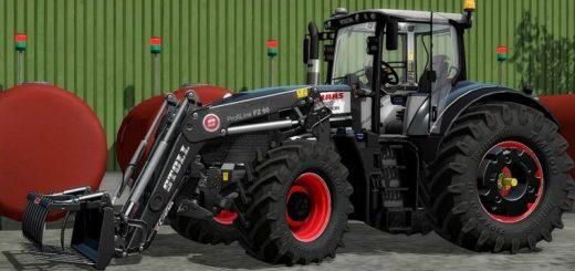 Мод трактор CLAAS AXION 900 SERIES (920, 930, 940, 950) V1.1 FS17