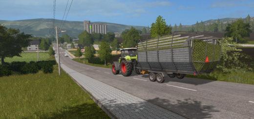 Мод прицеп HORAL MV3-044 V1.0.0.0 Farming Simulator 2017