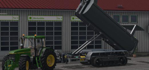 Мод прицеп IT Runner 26.33 HD v2.0 Terra Farming Simulator 17