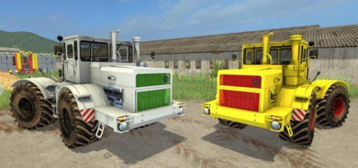 Мод ПАК тракторов К700А И К701 v 1.1.0.1 Фарминг Симулятор 2017