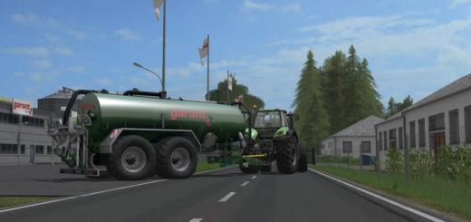 Мод прицеп Kotte Package v1.0.0.0 Farming Simulator 2017