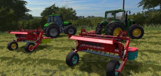 Мод сенокосилка Kverneland Taarup 4032 Mower Farming Simulator 2017