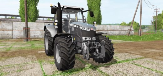 Мод трактор MASSEY FERGUSON 6612 V1.0 FS17