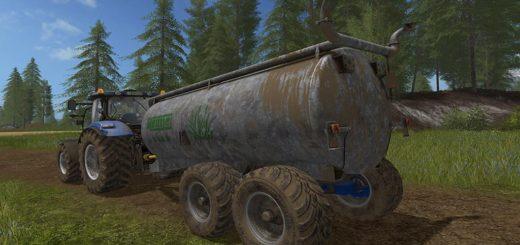 Мод прицеп REIME 9500 V1.0.0.0 Farming Simulator 17