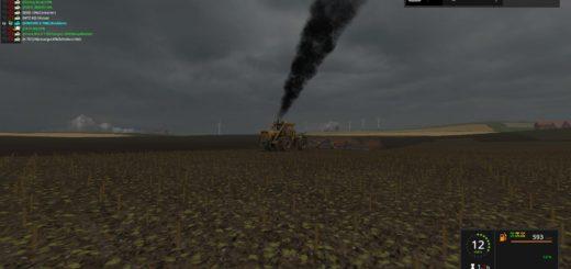 Мод ПАК SMOKEMODS V1.0 Farming Simulator 17