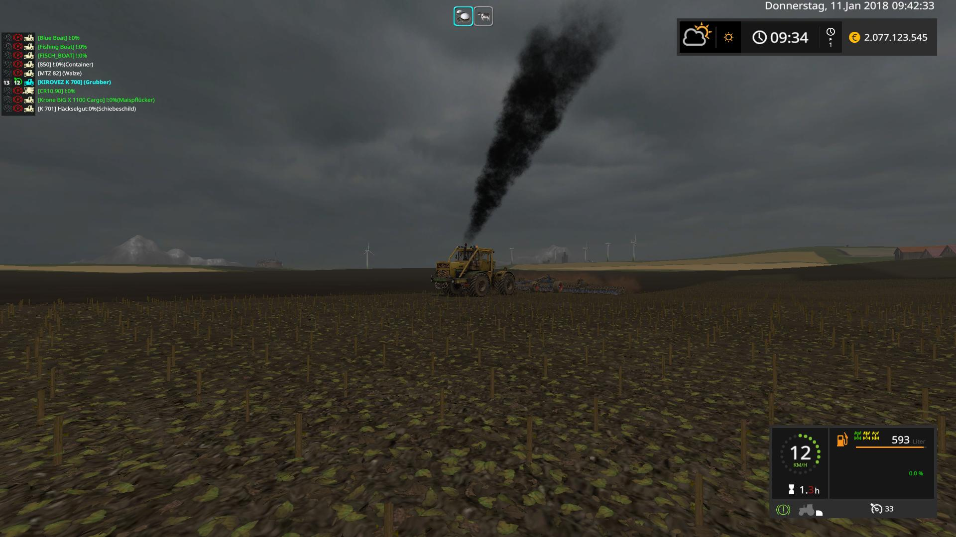 Мод ПАК SMOKEMODS V1.0 Farming Simulator 17