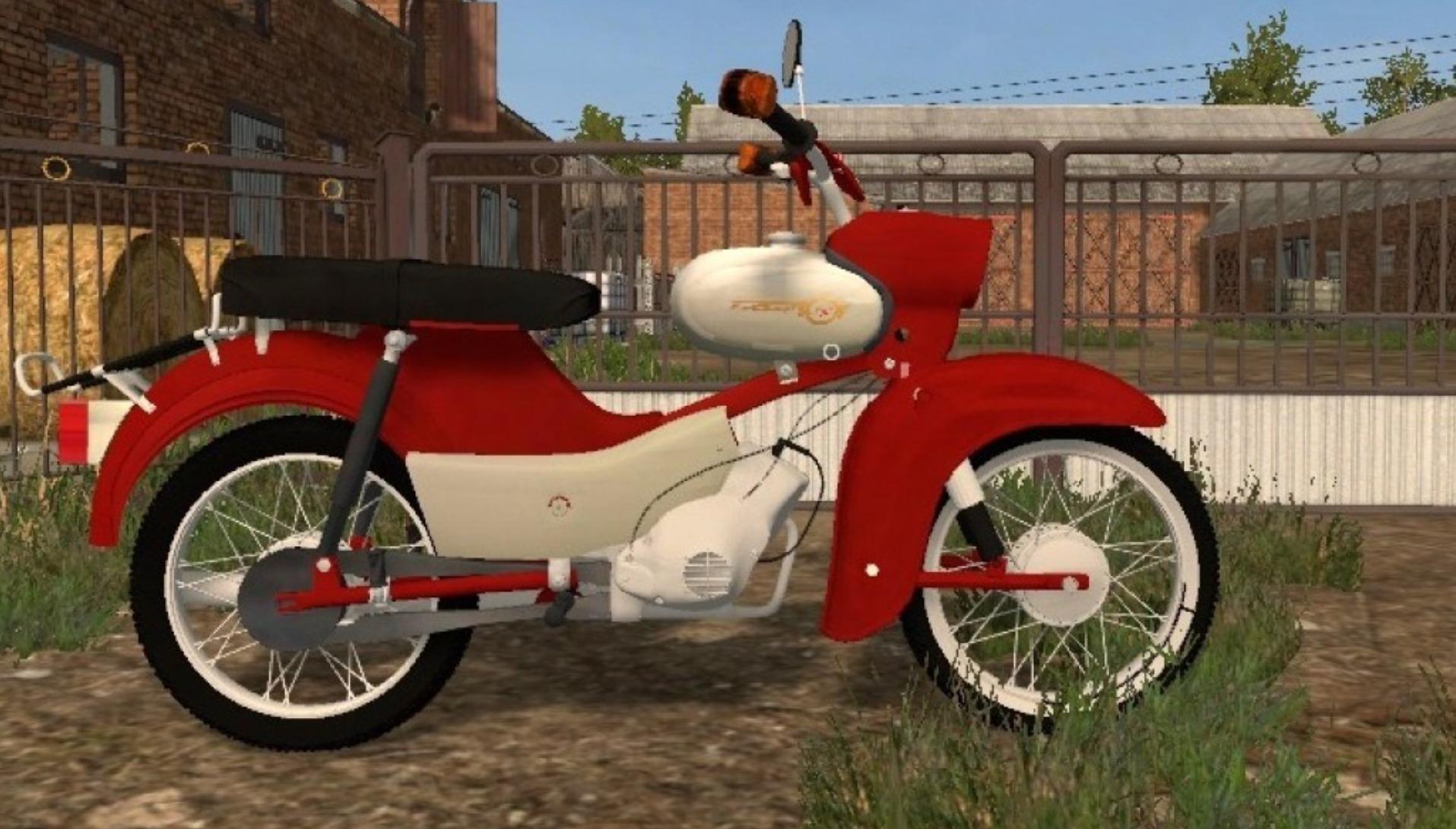 Мод Simson Star Farming Simulator 17