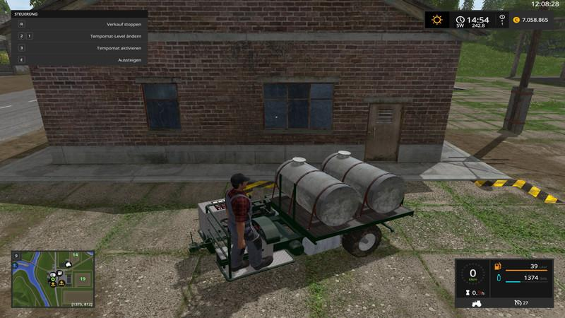 Мод TSL SF BARREL V1.0 WSB FS17