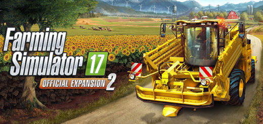 ROPA DLC для Farming Simulator 17