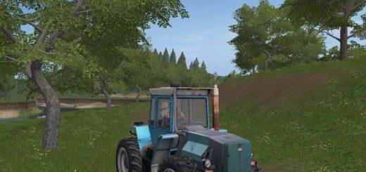 Мод трактор ХТЗ 16331 v1.0 Фермер Симулятор 2017