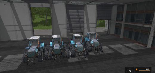 Мод трактор ХТЗ-16331 v1.0 Фарминг Симулятор 2017