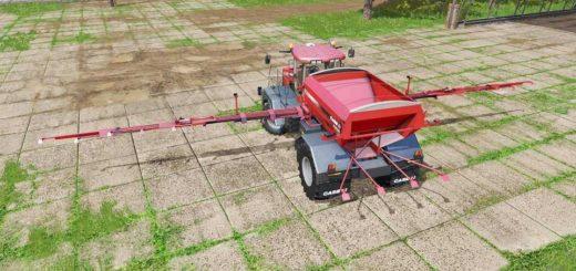 Мод CASE IH TITAN 4540 V1.0.0.1 Farming Simulator 17