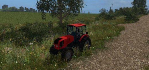 Мод трактор МТЗ MTZ-2022.3 v1.0.0.0 Фермер Симулятор 2017