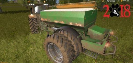 Мод Amazone ZGB 8200 v1.1 Farming Simulator 2017