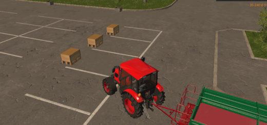 Мод покупаемый ящик с пшеницей v1.0.0.1 FS17