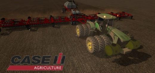 Мод сеялка Case IH Cart Air Seeder v1.0 Farming Simulator 2017