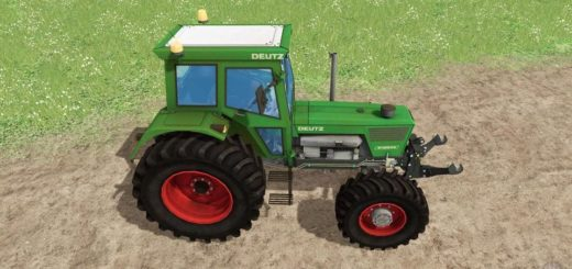 Мод трактор DEUTZ D10006 V1.0 Farming Simulator 2017