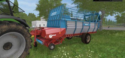 Мод прицеп MENGELE GARANT 432 V2.1.0 Farming Simulator 2017