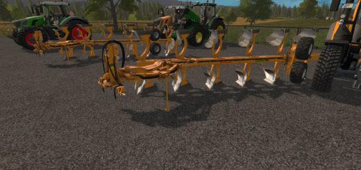Мод ПАК плуги MORO RAPTOR EXA V1.0.0.2 Farming Simulator 2017