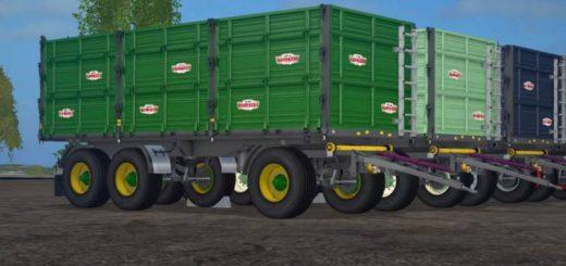 Мод прицеп RANDAZZO R270 PT v 1.0 Farming Simulator 17