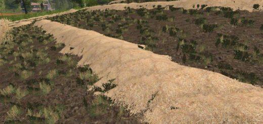 Текстура соломы STRAW TEXTURE Farming Simulator 17