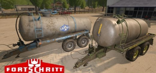 Мод ПАК HTS Pack v1.0 Farming Simulator 17
