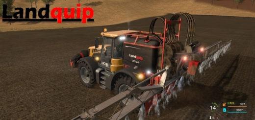 Мод опрыскиватель Landquip 2524 v1.0 Farming Simulator 2017