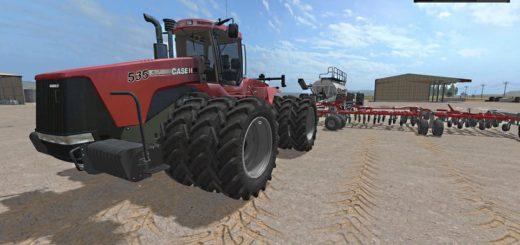Мод трактор CASE IH STEIGER 535 GPS FS17