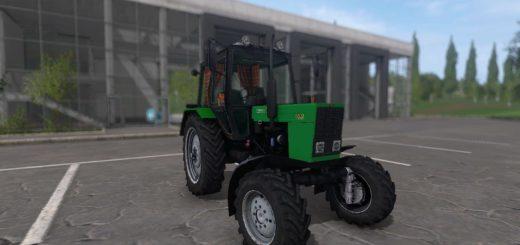 Мод трактор МТЗ MTZ 82-1 Фермер Симулятор 2017