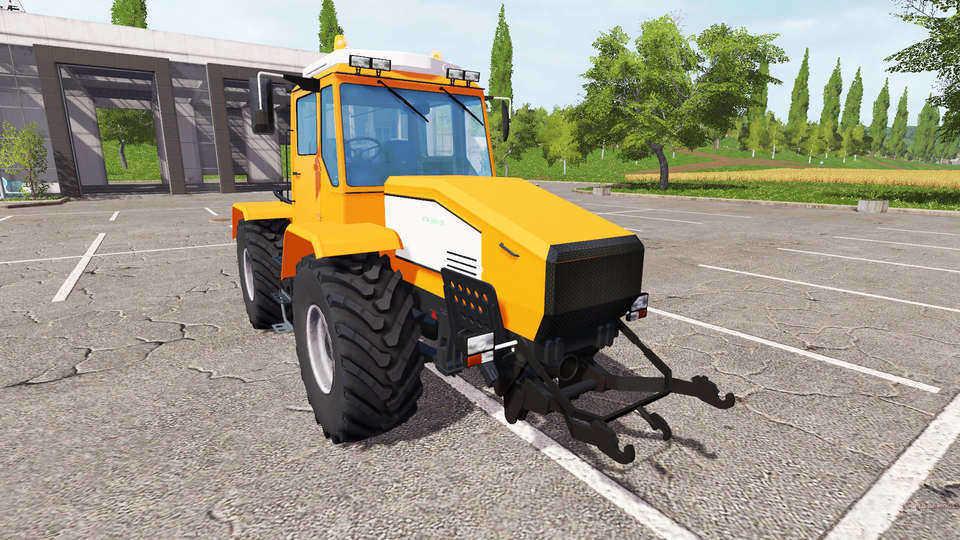 Мод трактор ХТА-300-03 Слобожанец v1.2.2 Фарминг Симулятор 2017