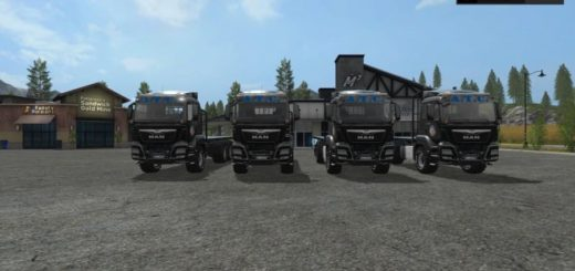 Мод ПАК ATC VEHICLE PACK V2.3.0.6 Farming Simulator 2017