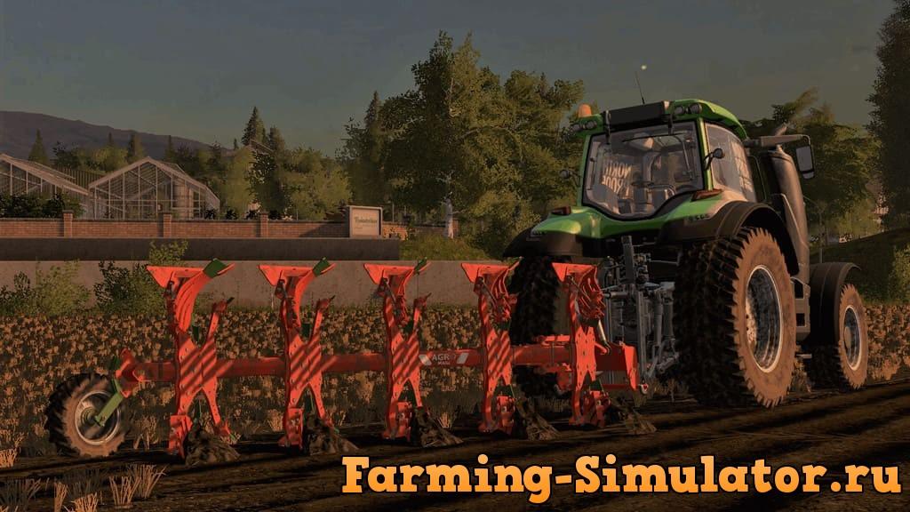 Мод ПАК плуги AGROMASZ PO PACK V1.3.0.0 Farming Simulator 17