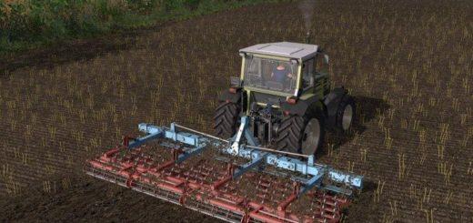 Мод культиватор BRENIG SAATBEETKOMBI V1.0 Farming Simulator 2017
