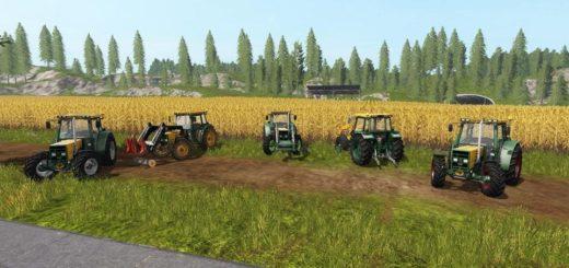Мод трактор BUEHRER6135A V1.1.0.0 FS17