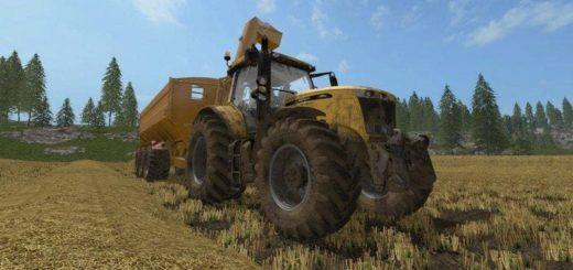 Мод трактор CHALLENGER MT500 V1.0.0.1 Farming Simulator 2017