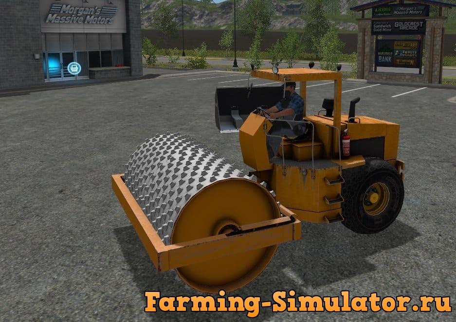 Мод Compactor v 1.2 Farming Simulator 2017