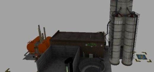 Мод DISTILLERCORN FACTORY PLACEABLE V1.0 Farming Simulator 2017