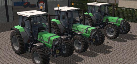 Мод ПАК тракторов DEUTZ AGROSTAR 4.71-6.31 SET V1.2.0.0 FS17