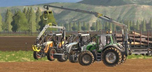Мод трактор FENDT VARIO S4 800 SERIES V1.0.0.2 FS17