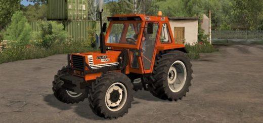 Мод трактор FIAT 1180 DT V1.1 FS17