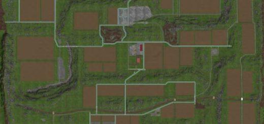 Мод карта HAGENSTEDT EXTREME V2.4 Farming Simulator 2017
