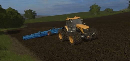 Мод трактор JCB FASTRAC 7000 V1.1.0.0 Farming Simulator 17